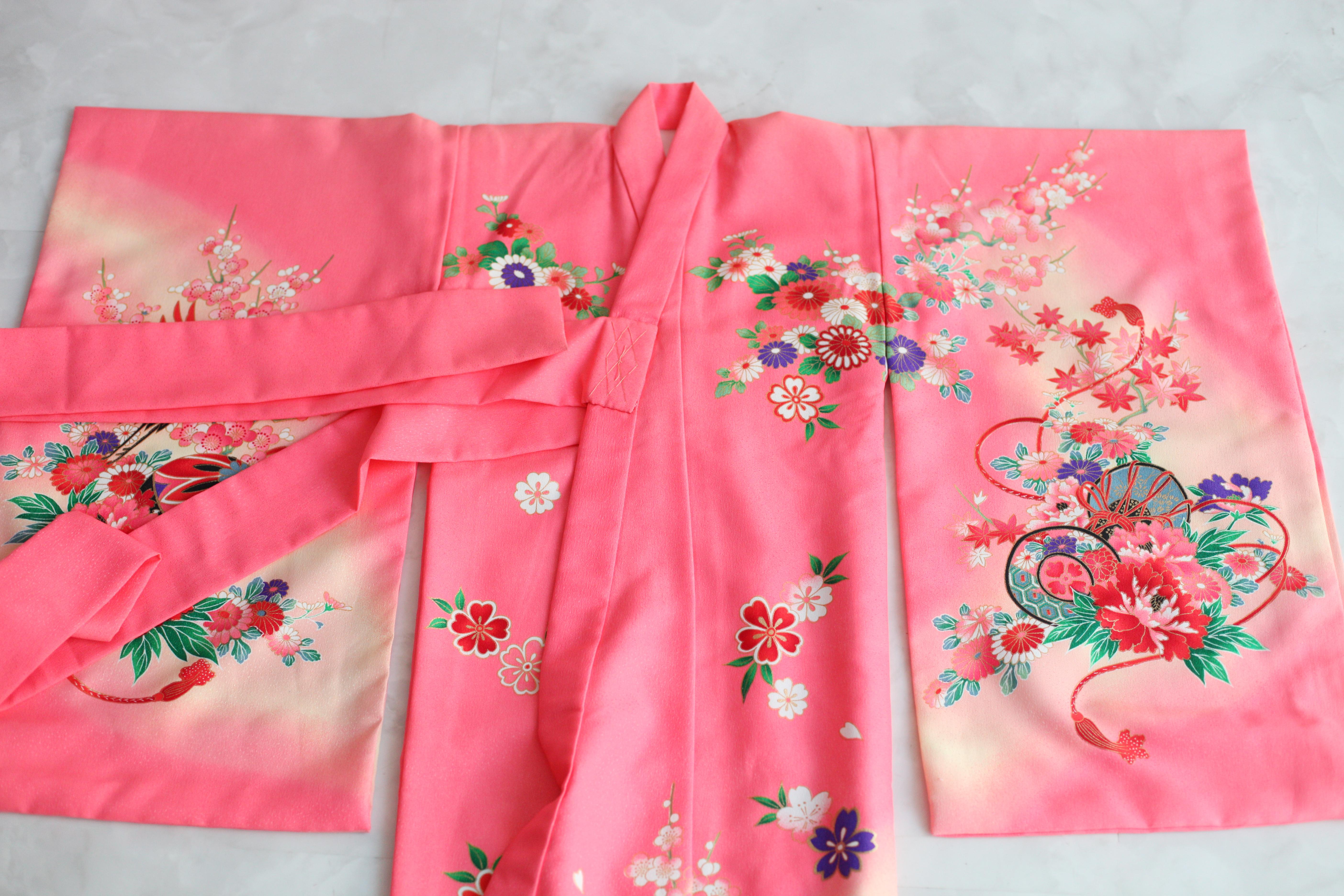 お宮参りの着物(一つ身)を七五三で着用したいのだけど大丈夫??津田沼にあるスタジオクオンからの七五三プチ情報⭐️