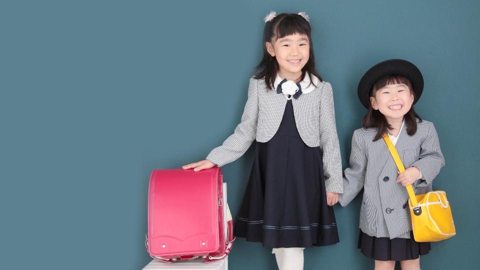 入園・入学&卒園・卒業写真